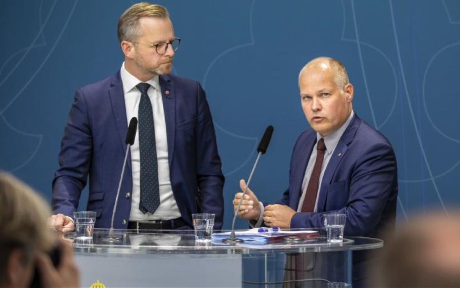 Tvivelaktig ministeranalys om svensk terrorbekämpning